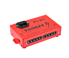 Yankee Professional Power Supplies For Guitar Effects