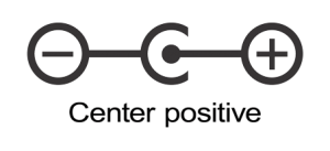 center-positive